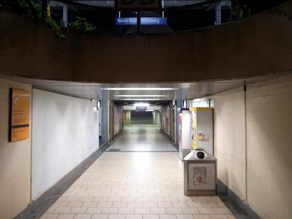 Bad Godesberger Bahnhof - Handwerker